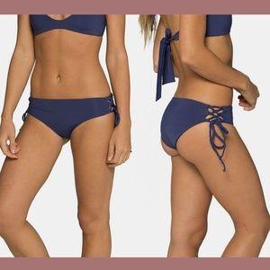 NWT TAVIK 'Bebe' Bikini Bottoms Cobalt Blue Medium